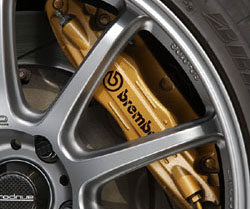 brembo front
